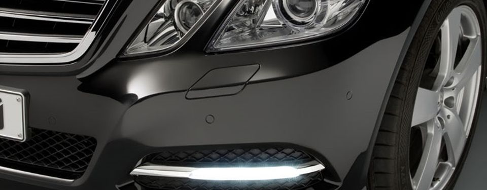 modular daytime running light