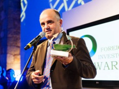 "odelo ist ""Foreign Investor of the Year"""