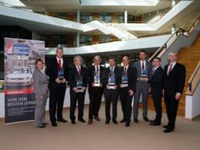 Sieger des Automotive Lean Production Awards.