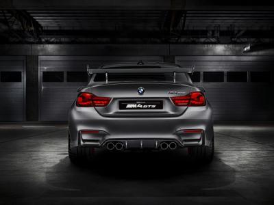 BMW - M4 GTS OLED (Bildquelle: BMW Group)
